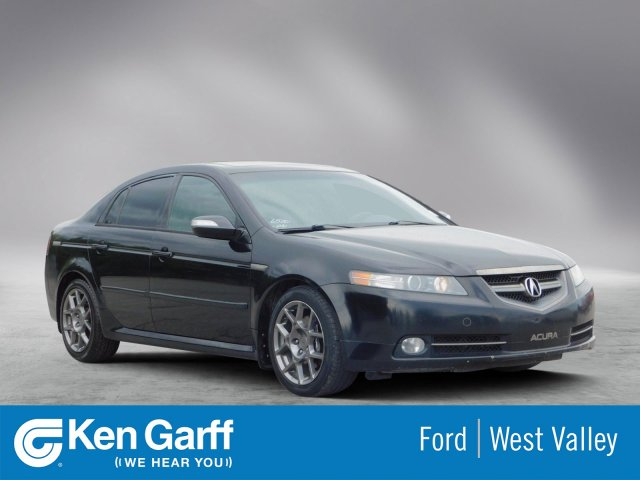 2007 Acura Tl Type S Navigation >> Pre Owned 2007 Acura Tl Type S With Navigation