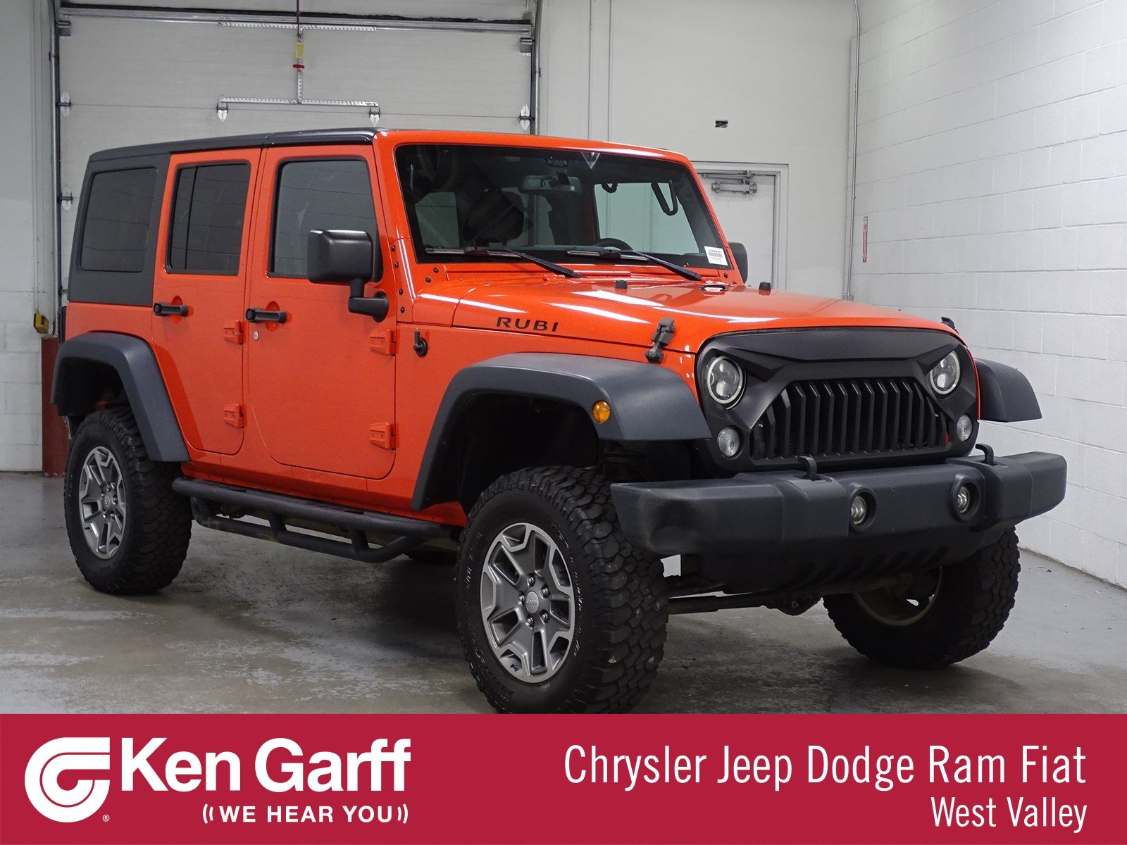 Certified Pre Owned Jeep >> Certified Pre Owned Jeep Wrangler Unlimited Rubicon With Navigation 4wd