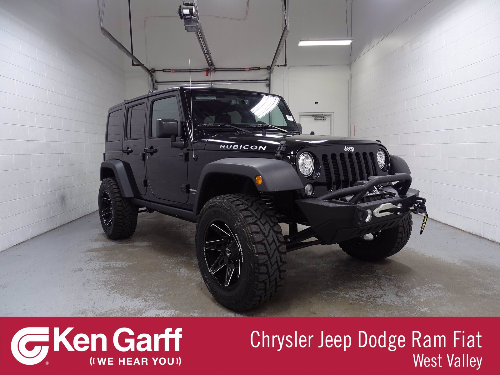 Jeep Wrangler Jk >> Pre Owned Jeep Wrangler Jk Unlimited Rubicon With Navigation 4wd