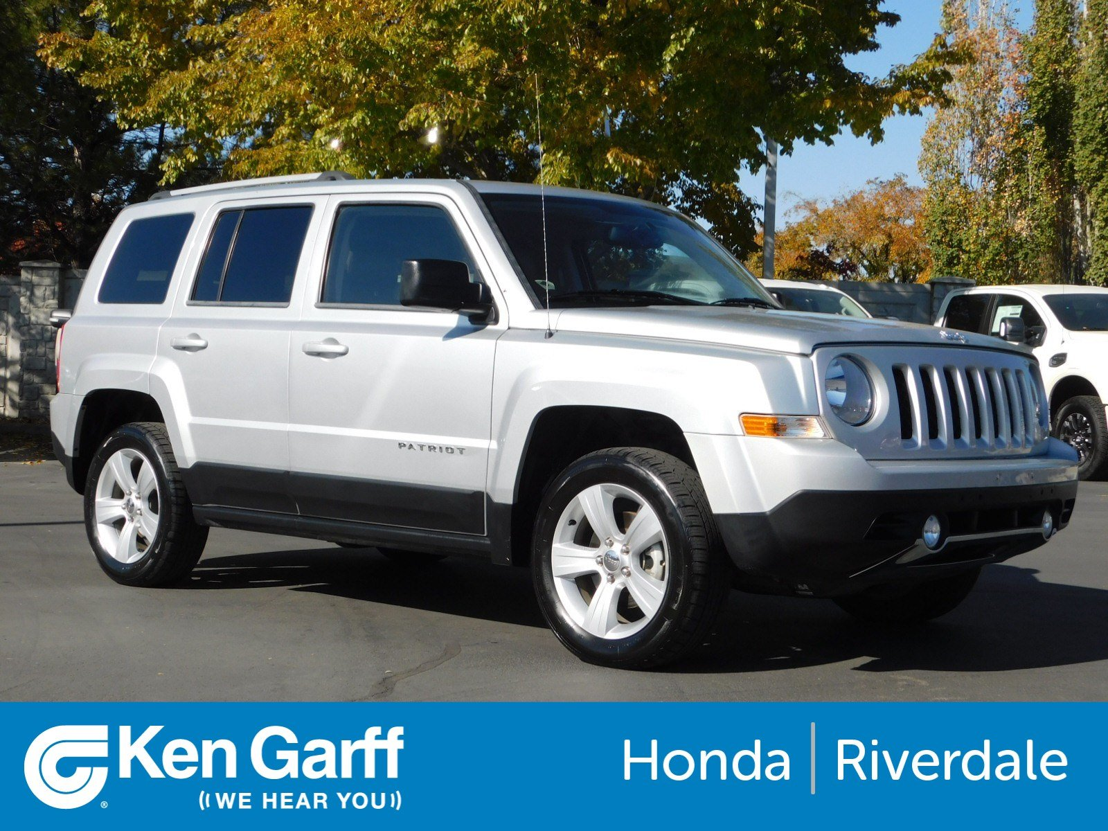 2014 Jeep Patriot Mpg >> Pre Owned 2014 Jeep Patriot Limited 4wd