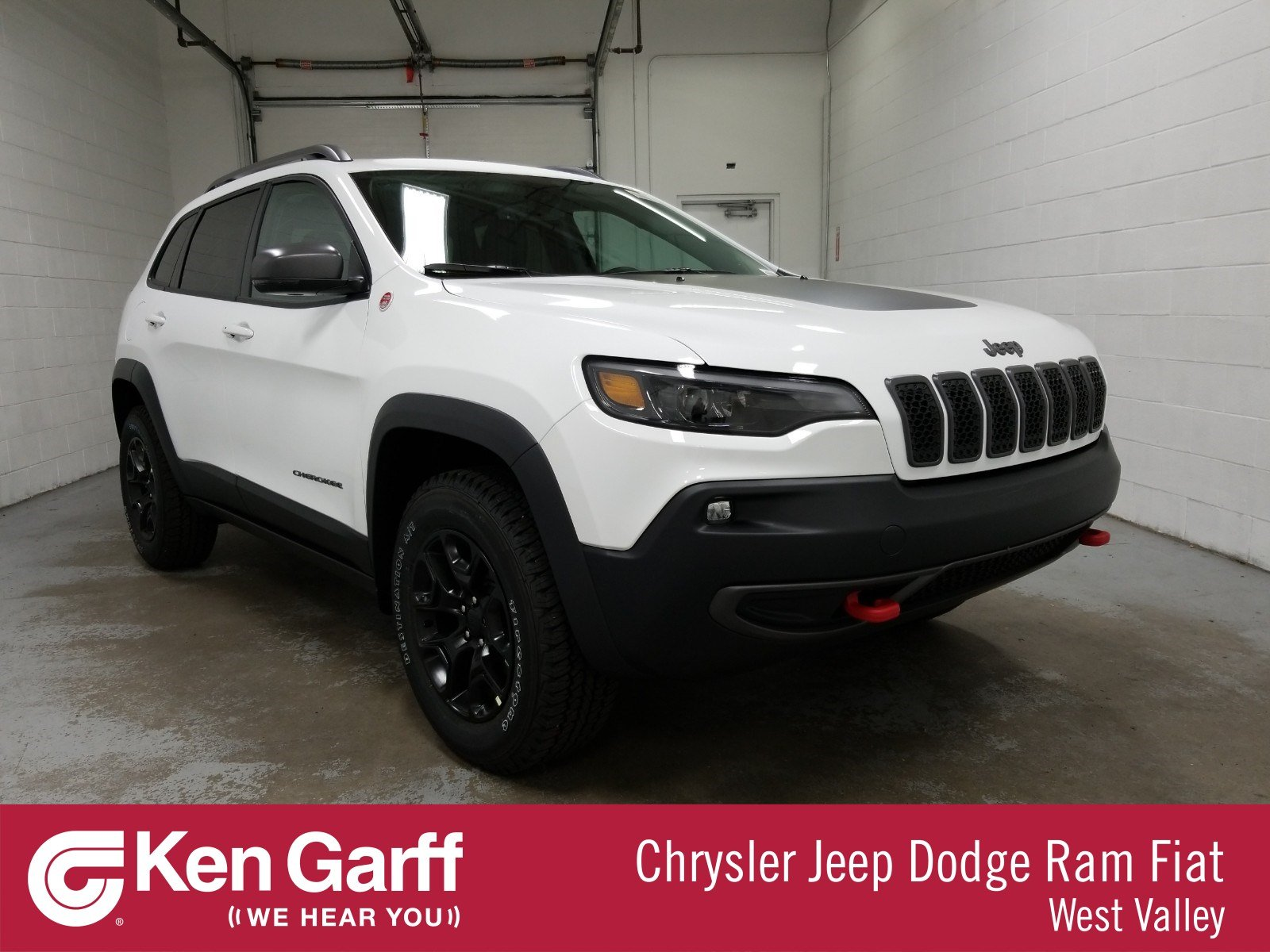 New Jeep Cherokee >> New Jeep Cherokee Trailhawk With Navigation 4wd