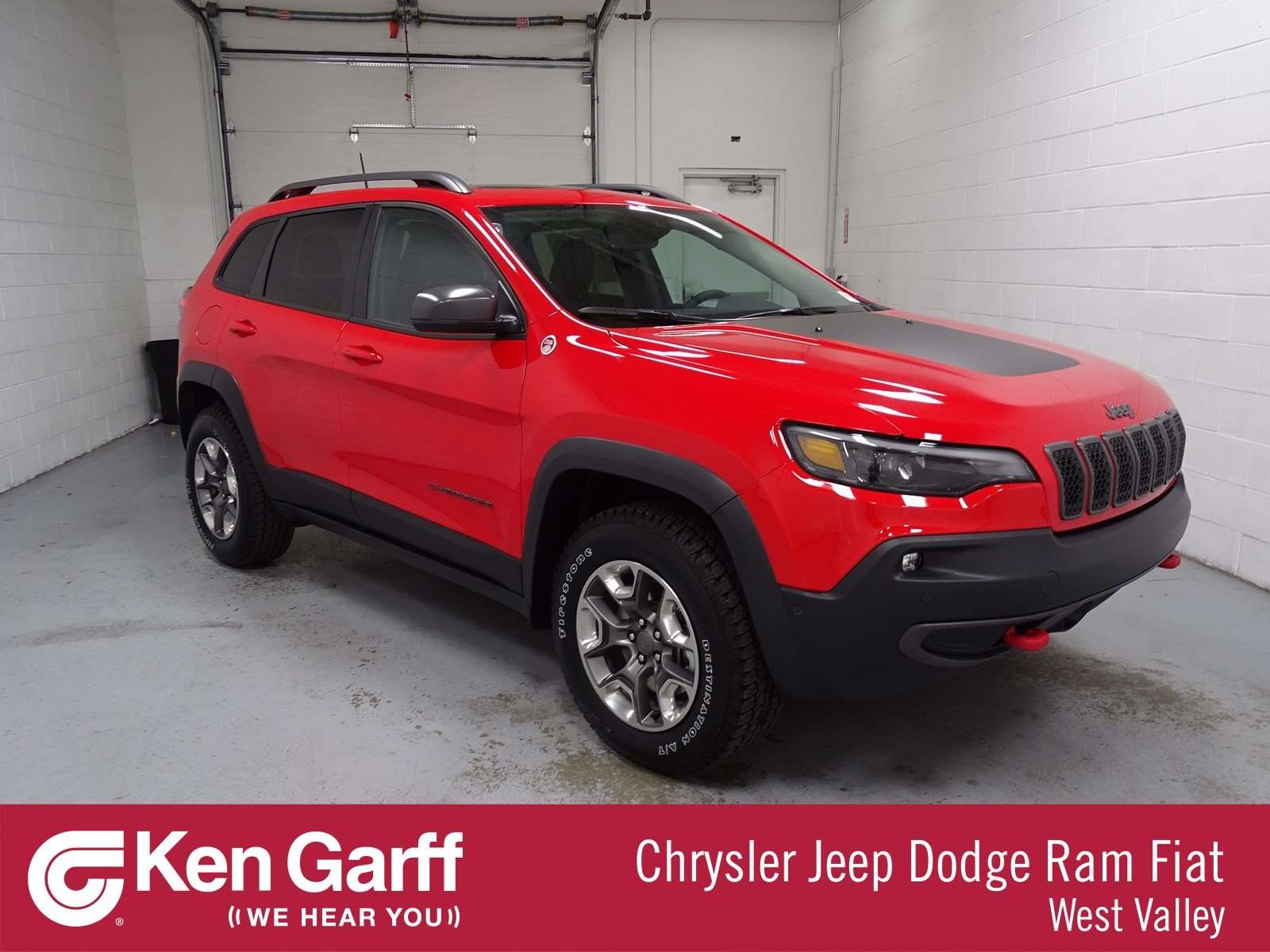 New 2019 Jeep Cherokee Trailhawk Elite Sport Utility 1j90193 Ken 2011 Grand Four Pin Trailer Towing Connector