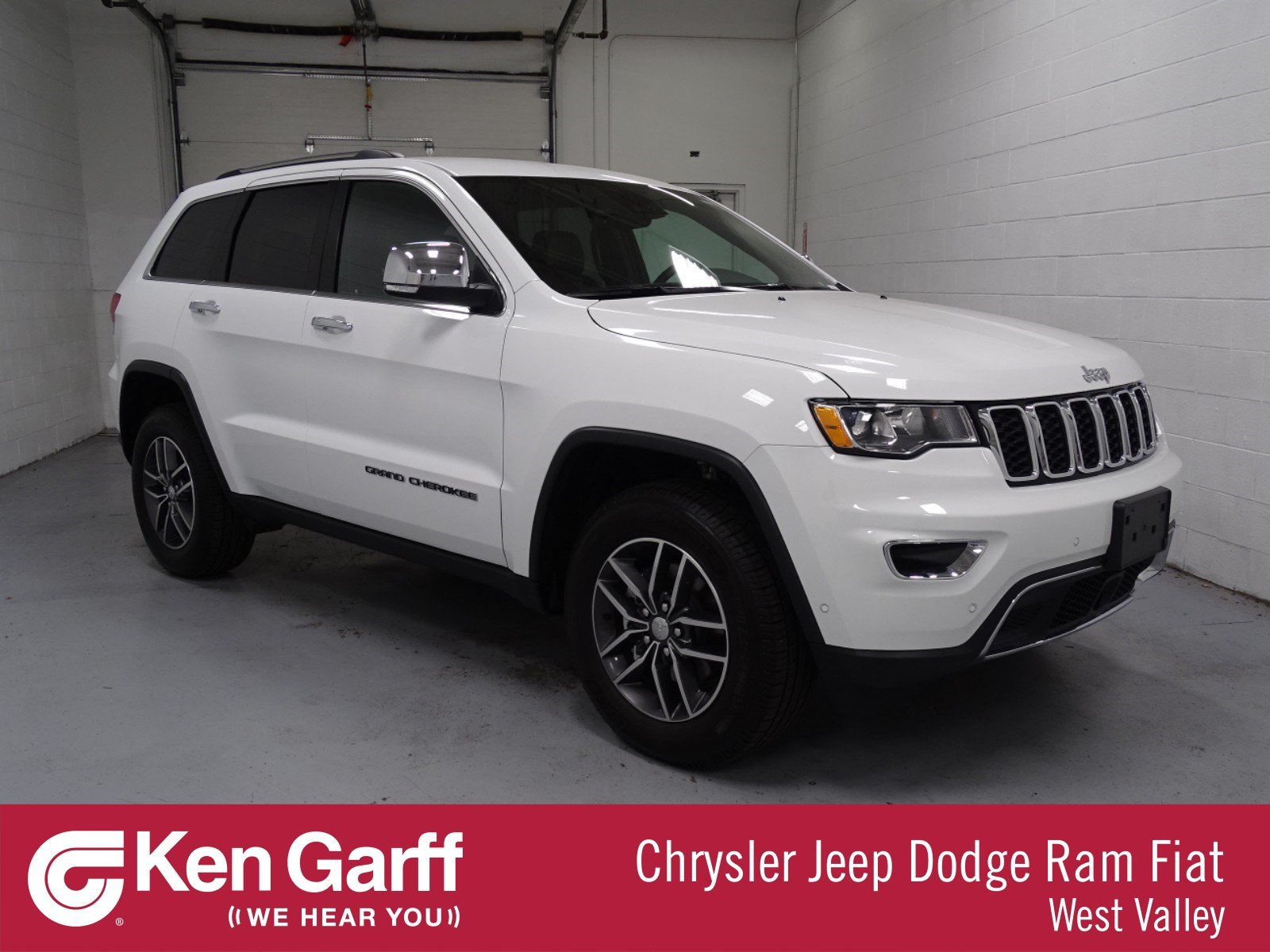 Certified Pre Owned 2018 Jeep Grand Cherokee Limited Sport Utility