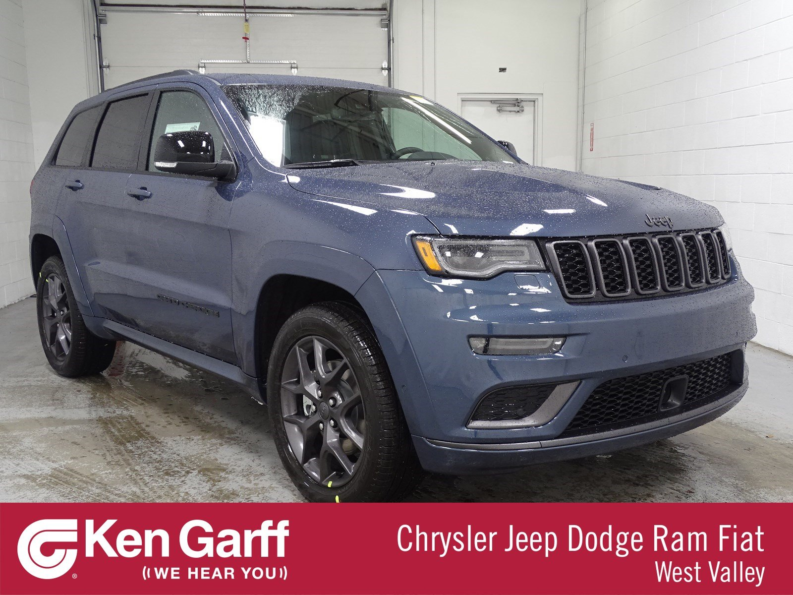 New Jeep Grand Cherokee Limited X With Navigation 4wd