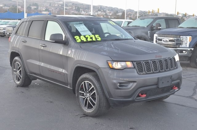 pre owned 2017 jeep grand cherokee trailhawk 4d sport utility 1208090 ken garff automotive group. Black Bedroom Furniture Sets. Home Design Ideas