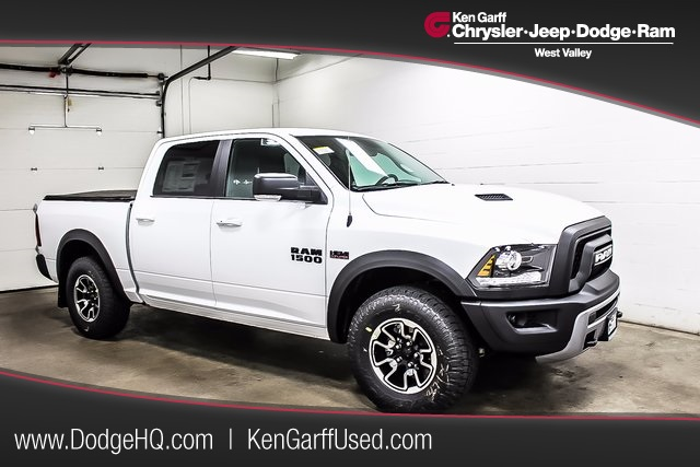 new 2018 ram 1500 rebel 4d crew cab 1d80101 ken garff. Black Bedroom Furniture Sets. Home Design Ideas
