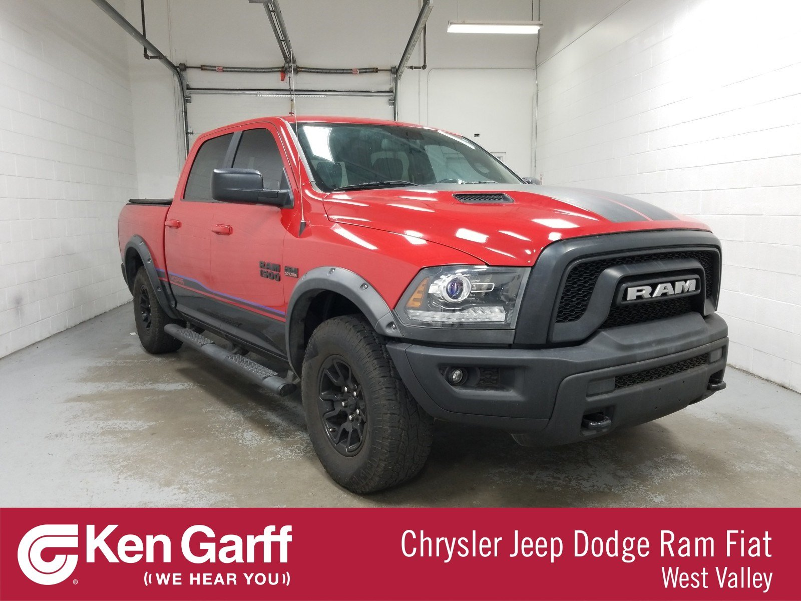 Ram 1500 Rebel >> Pre Owned 2016 Ram 1500 Rebel 4wd