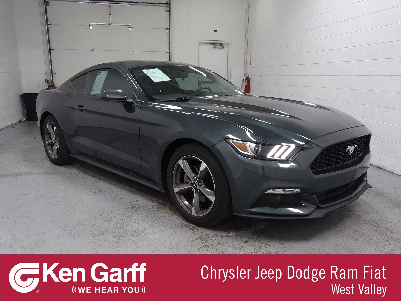 Pre Owned 2016 Ford Mustang V6 2dr Car 1DW8319
