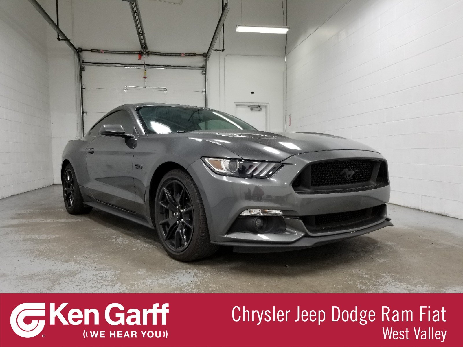 2017 Mustang Gt For Sale >> Pre Owned 2017 Ford Mustang Gt Rwd 2dr Car