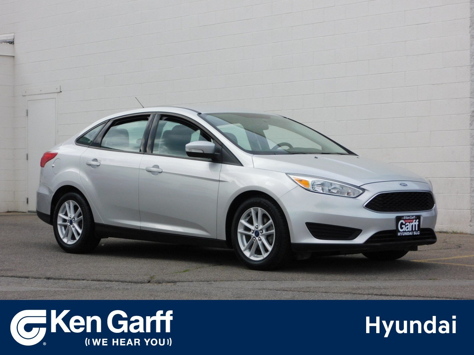 Pre owned 2015 ford focus se