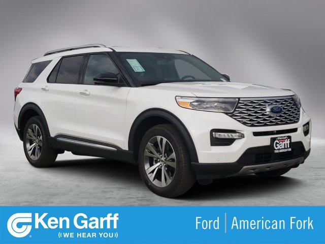 New Ford Explorer >> New Ford Explorer Platinum With Navigation 4wd