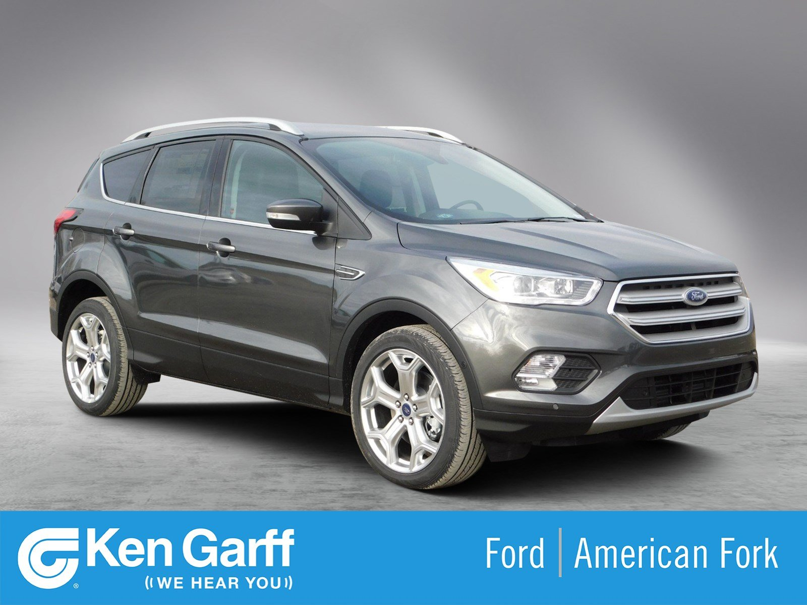 Ford Escape Titanium >> New Ford Escape Titanium With Navigation 4wd