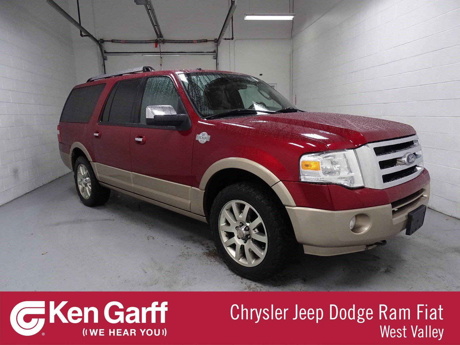 Pre owned 2013 ford expedition el king ranch