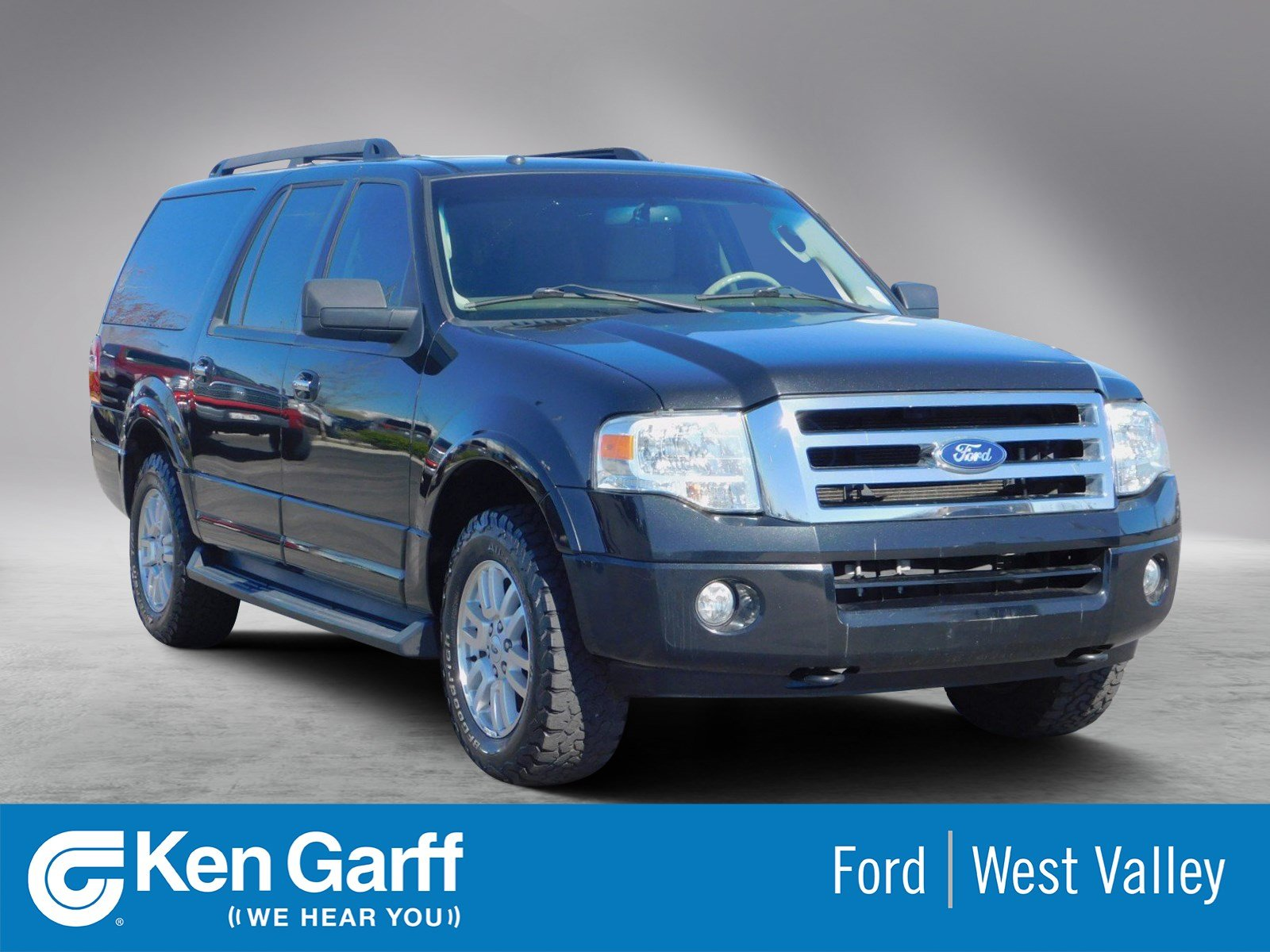 Ford Expedition El >> Pre Owned 2014 Ford Expedition El Sport Utility Eef05496 Ken