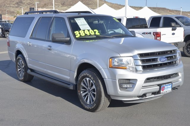 Pre Owned 2017 Ford Expedition El Xlt 4d Sport Utility