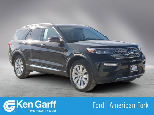 New Ford Explorer >> New Ford Explorer Limited With Navigation 4wd