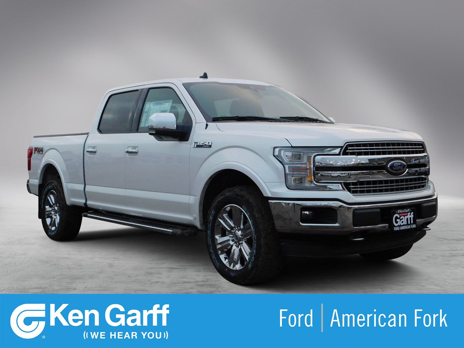 New Ford F150 >> New Ford F 150 Lariat With Navigation 4wd