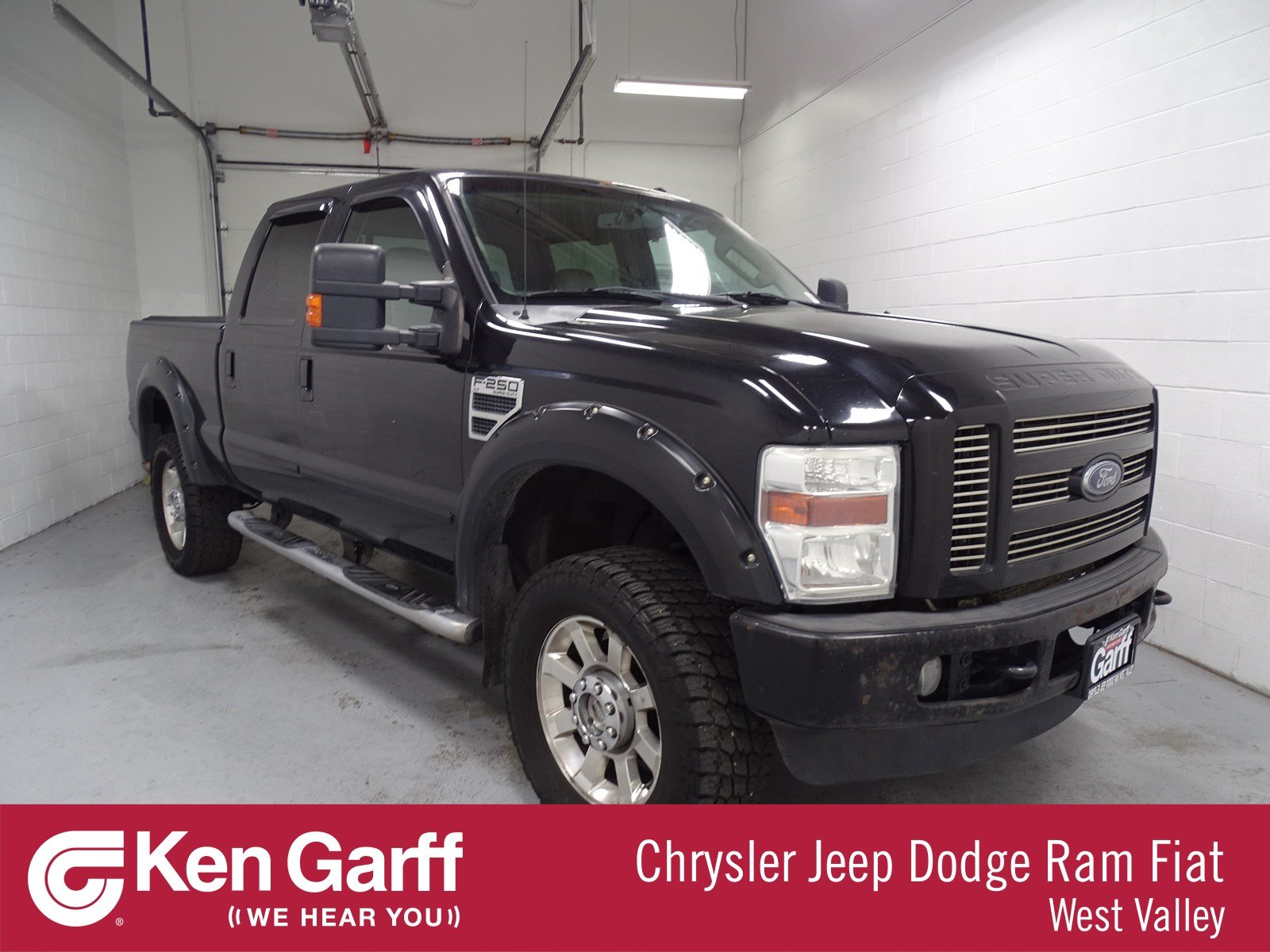 Pre owned 2008 ford super duty f 250 srw xlt