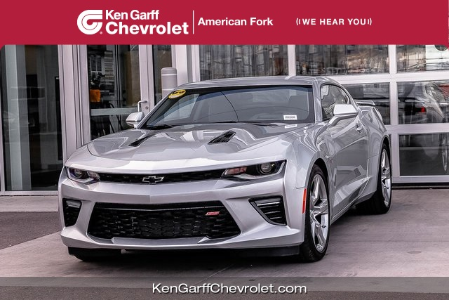 new 2017 chevrolet camaro ss 2d coupe 4e70703 ken garff automotive group. Black Bedroom Furniture Sets. Home Design Ideas