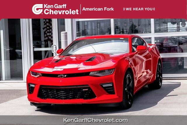 new 2018 chevrolet camaro ss 2d coupe 4e80036 ken garff automotive group. Black Bedroom Furniture Sets. Home Design Ideas