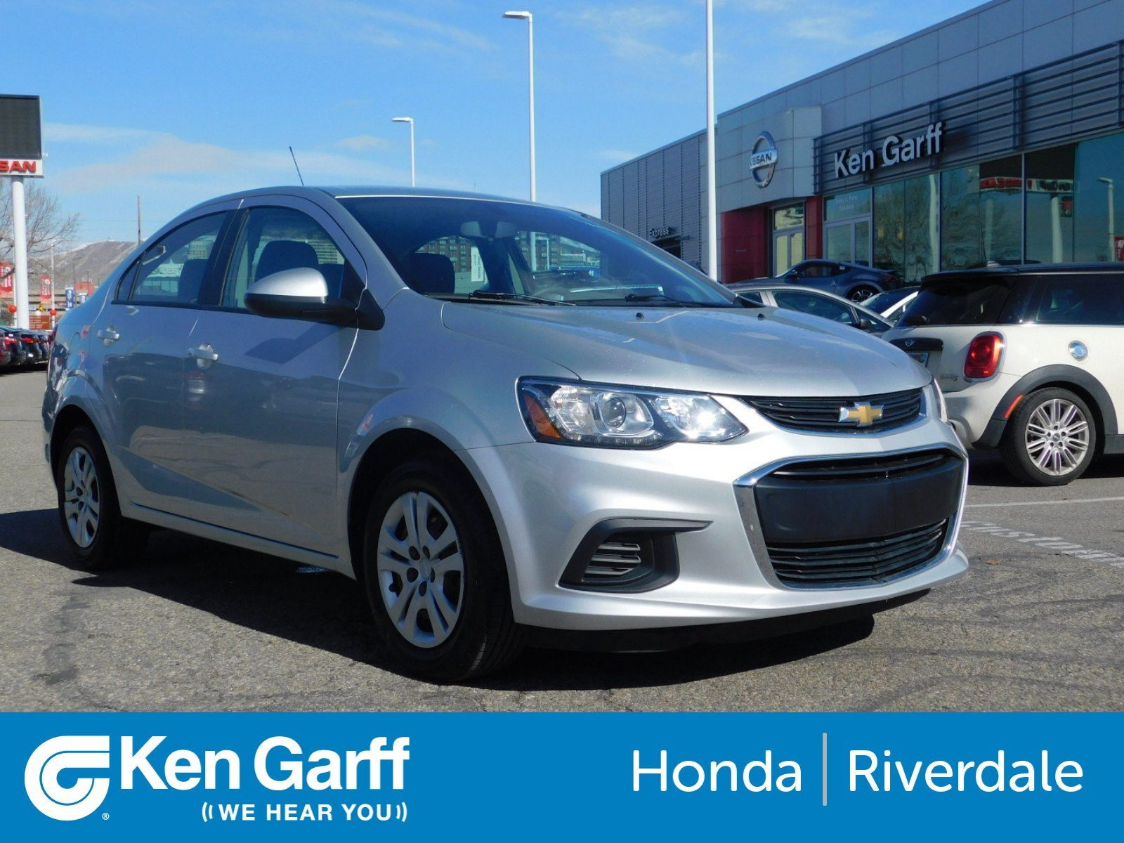 Pre Owned 2017 Chevrolet Sonic Ls