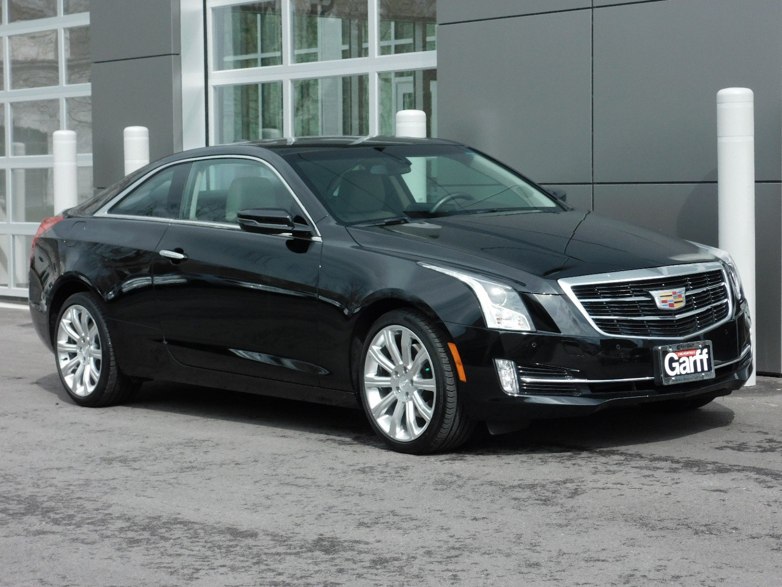Pre Owned 2016 Cadillac Ats Coupe Luxury Collection Awd