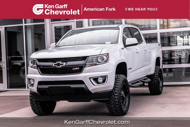 new 2018 chevrolet colorado 4wd z71 crew cab pickup 4e80351 ken garff automotive group. Black Bedroom Furniture Sets. Home Design Ideas