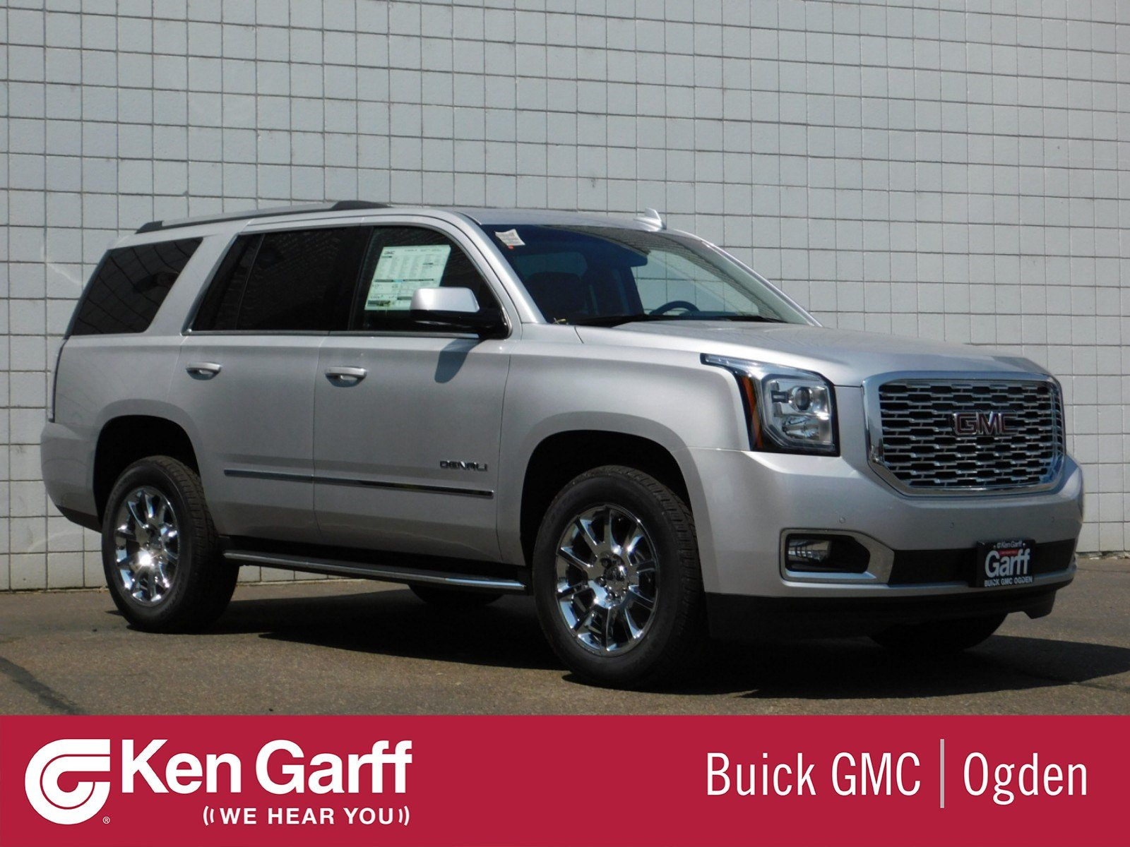 New 2019 Gmc Yukon Denali Sport Utility 3g19015 Ken Garff 0 Dodge Dakota Custom Fit Vehicle Wiring Tow Ready
