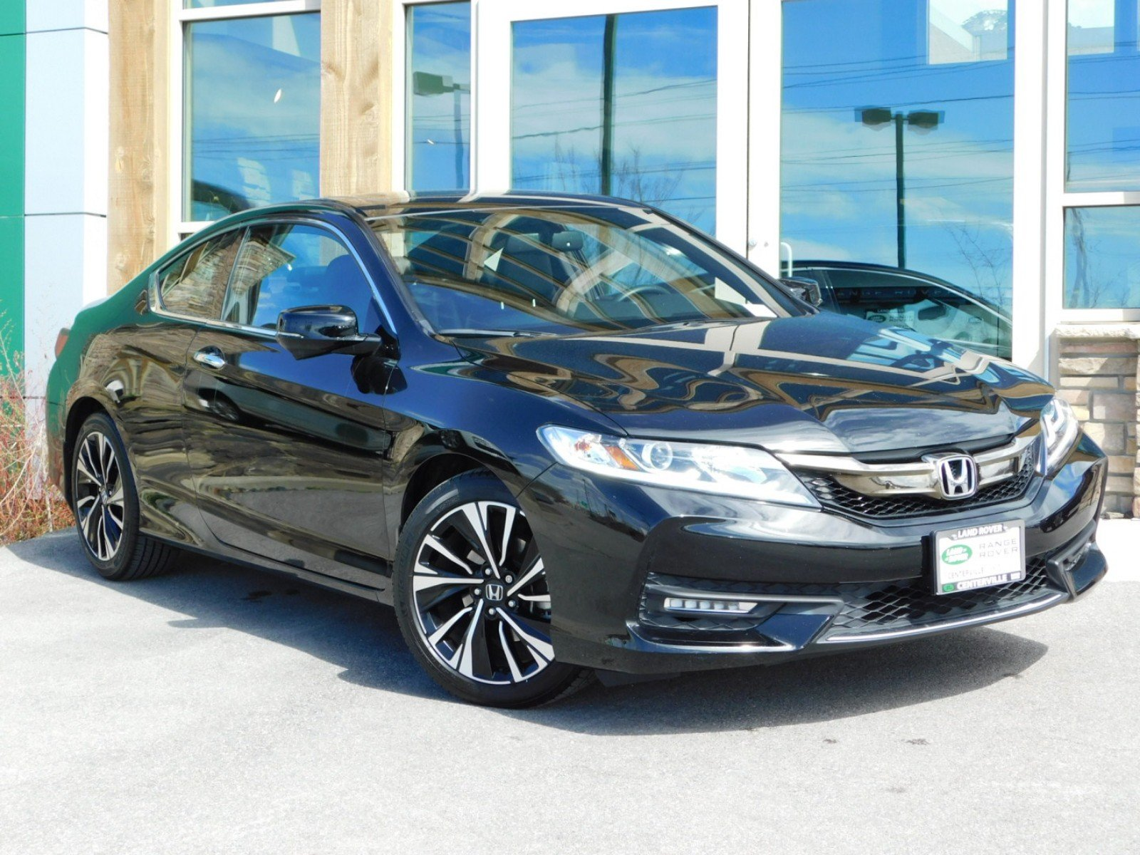 Pre Owned 2017 Honda Accord Coupe Ex L V6