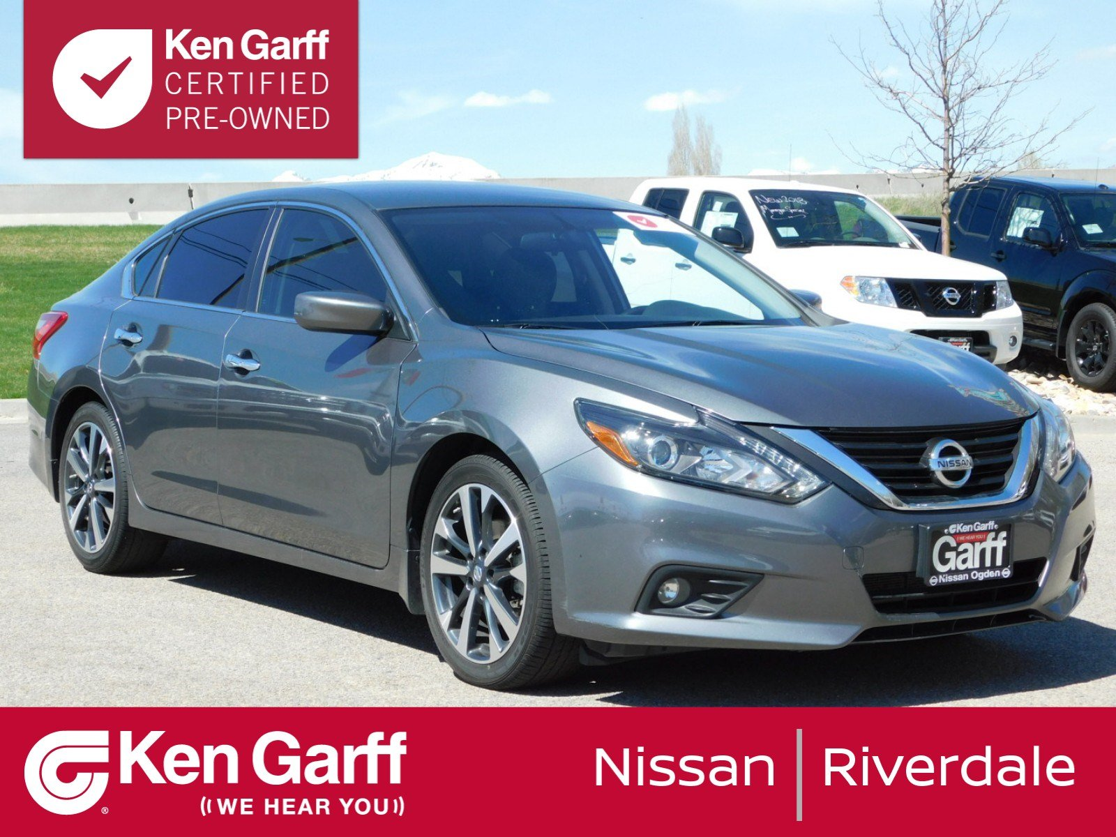 Certified Pre Owned 2016 Nissan Altima 3 5 Sr