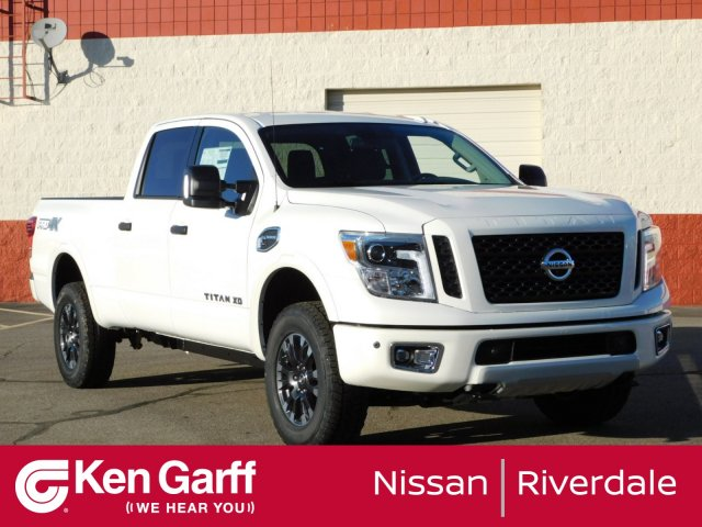 New Nissan Titan >> New Nissan Titan Xd Pro 4x With Navigation 4wd