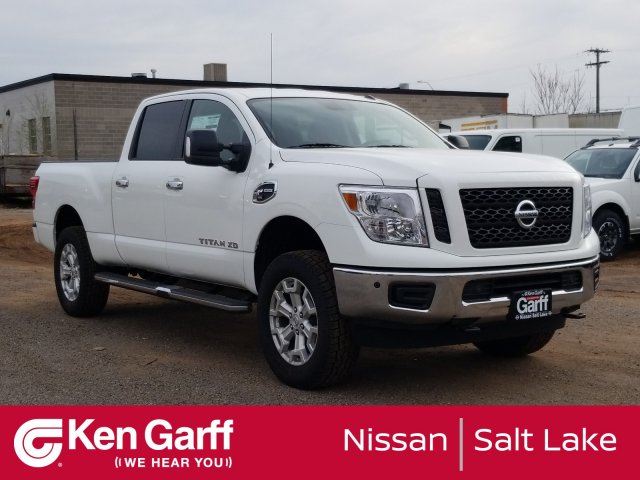 New Nissan Titan >> New Nissan Titan Xd Sv With Navigation 4wd