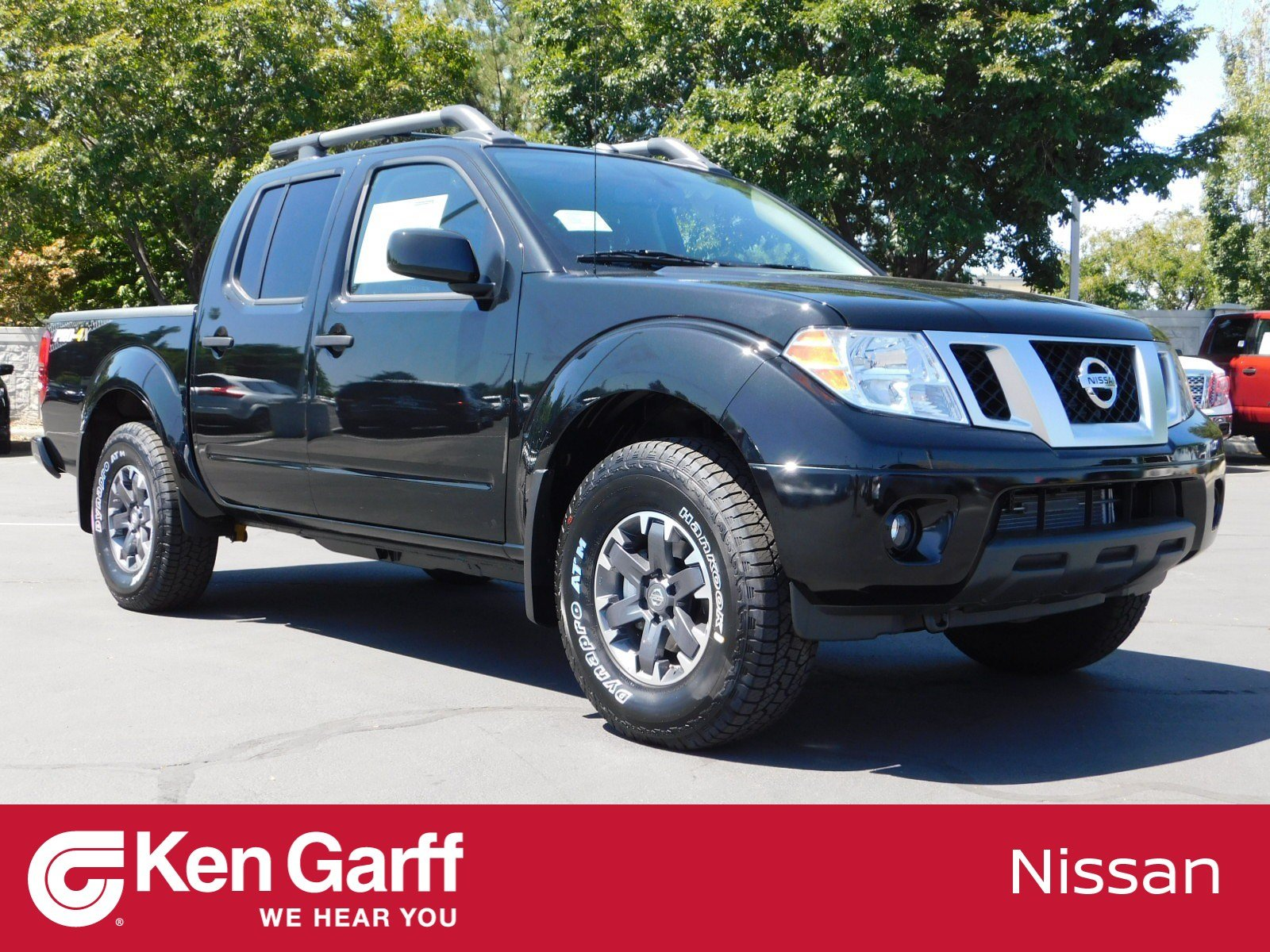 Frontier Pro 4x >> New Nissan Frontier Pro 4x With Navigation 4wd