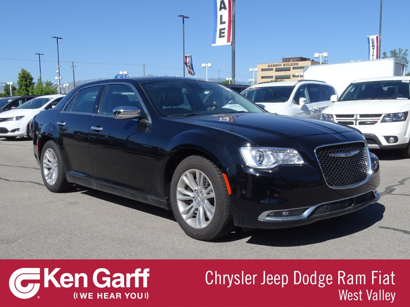 New 2017 Chrysler 300 300C 4dr Car 1C