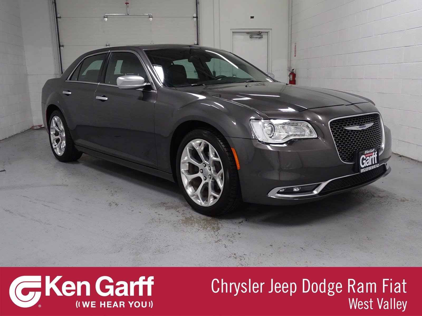 Certified Pre-Owned 2016 Chrysler 300 300C Platinum
