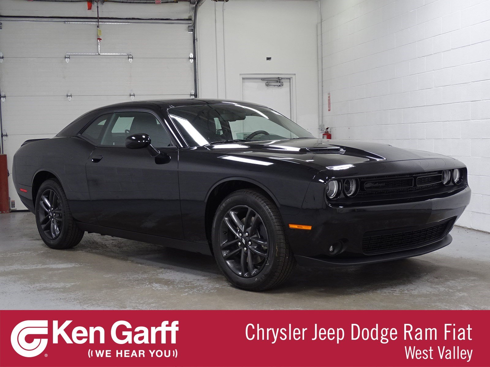 2019 Dodge Challenger >> New 2019 Dodge Challenger Sxt Awd