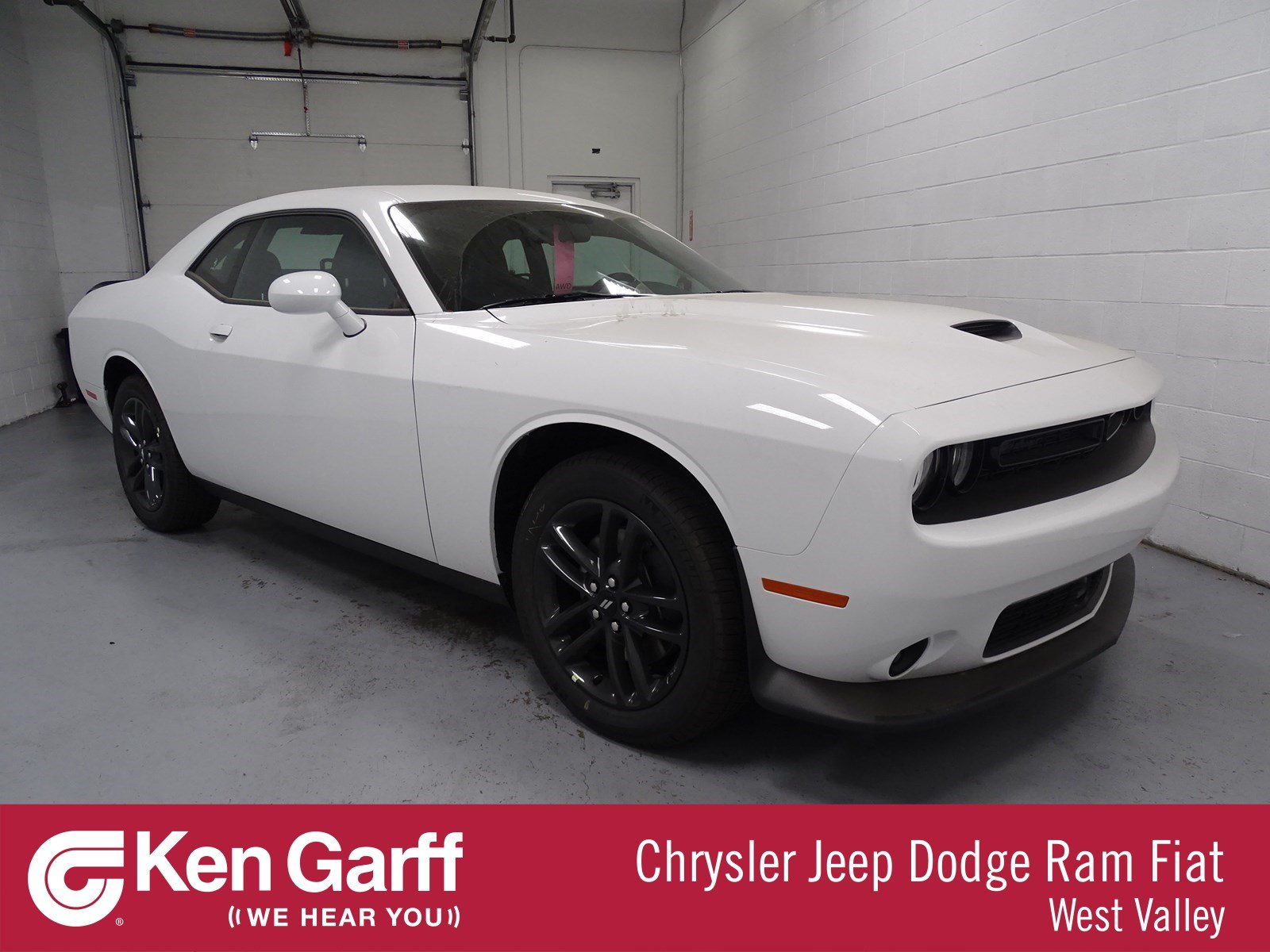 New 2019 Dodge Challenger Gt 2dr Car 1d90135 Ken Garff Automotive
