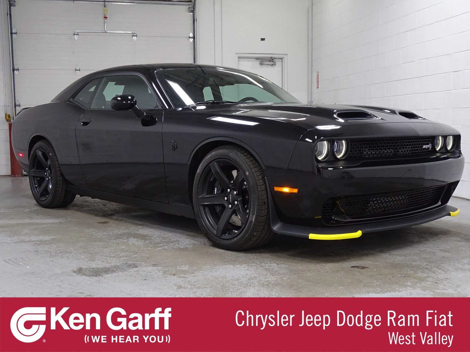 Ken Garff Dodge >> New 2019 Dodge Challenger SRT Hellcat Redeye 2dr Car #1D90601 | Ken Garff Automotive Group