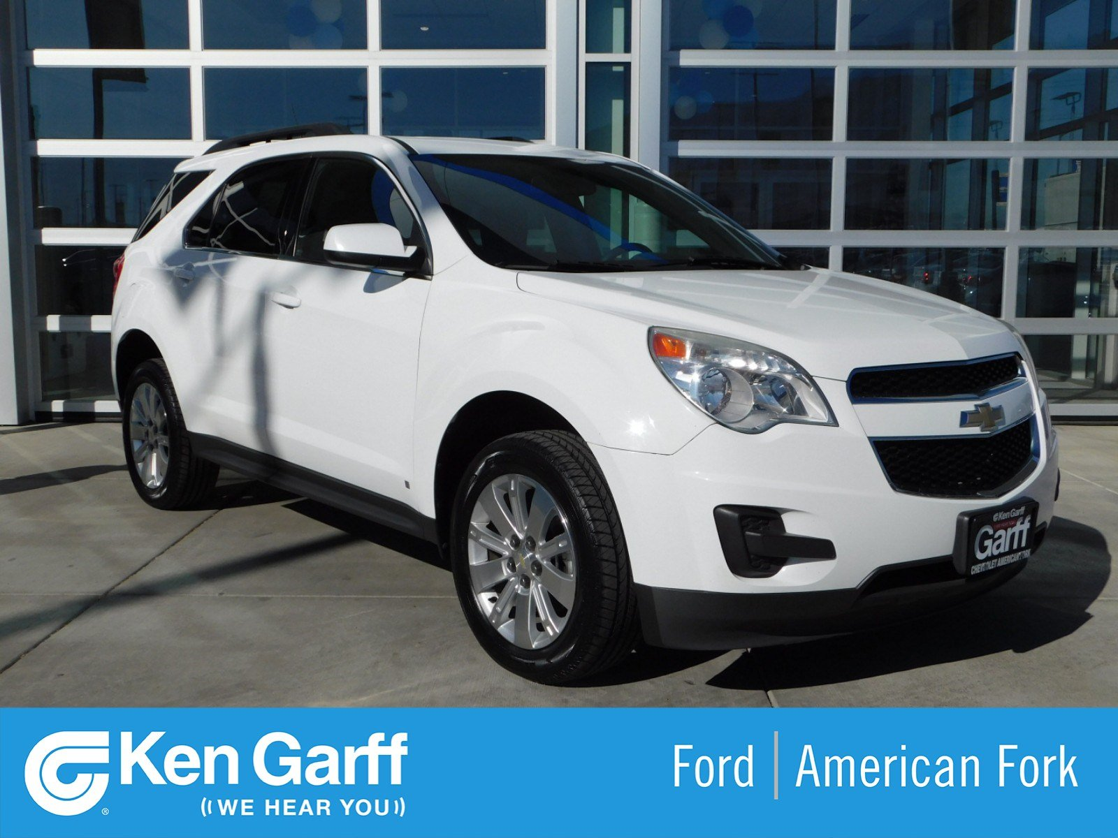 Pre Owned 2010 Chevrolet Equinox LT With 1LT