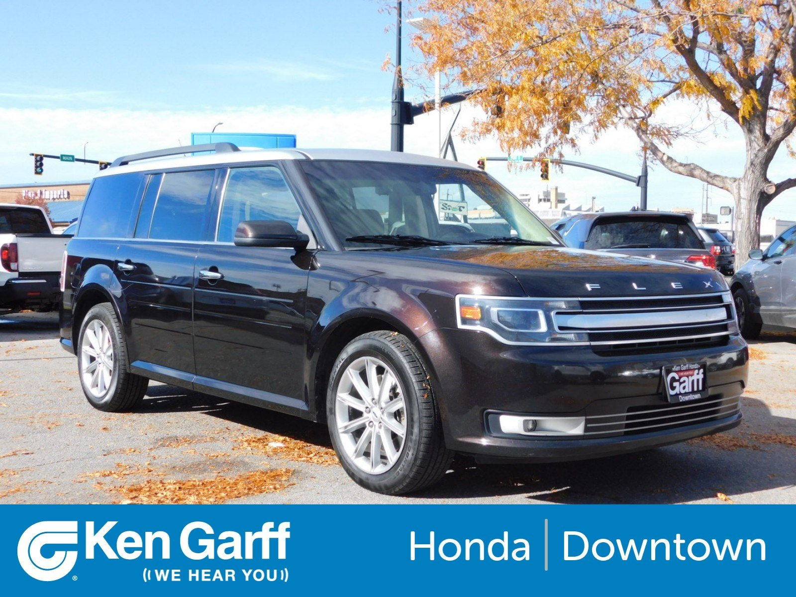 Pre owned 2014 ford flex limited