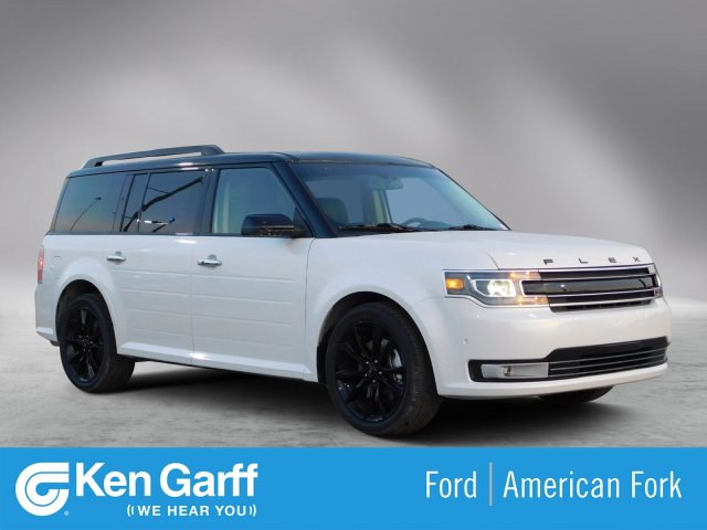 2019 Ford Flex: Design, Trims, Price >> New Ford Flex Limited Ecoboost With Navigation Awd