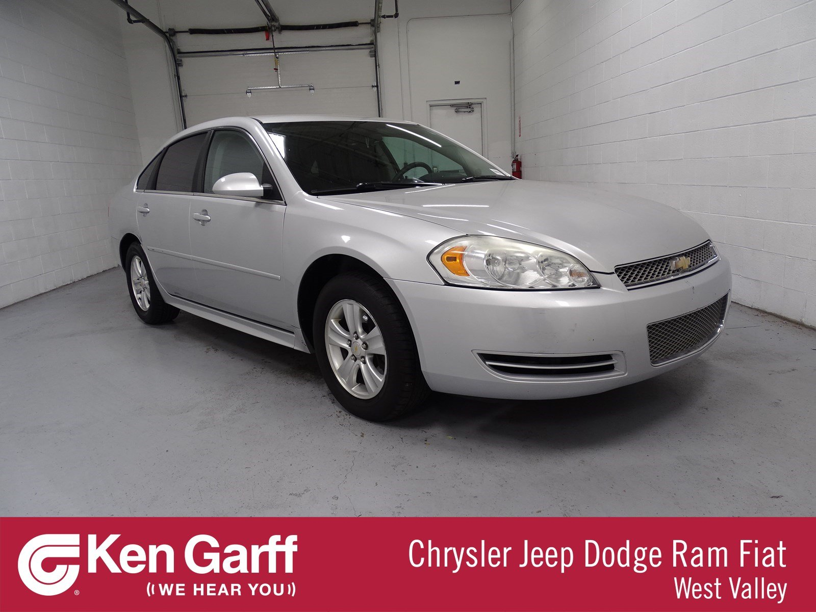 Wonderful Pre Owned 2013 Chevrolet Impala LS