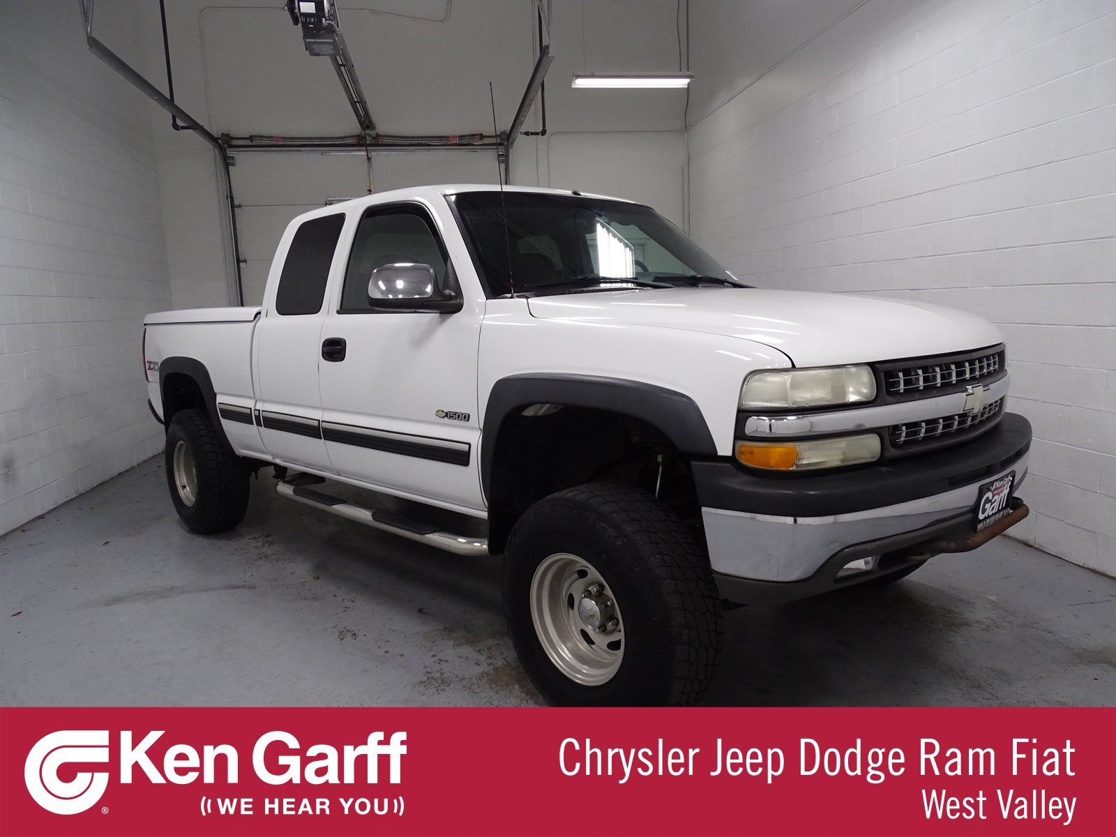 Pre Owned 2002 Chevrolet Silverado 1500 LS Extended Cab Pickup