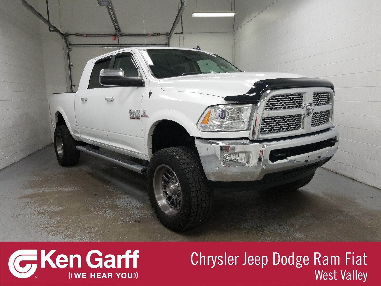 2016 Dodge Ram 3500 >> Certified Pre Owned Ram 3500 Laramie With Navigation 4wd