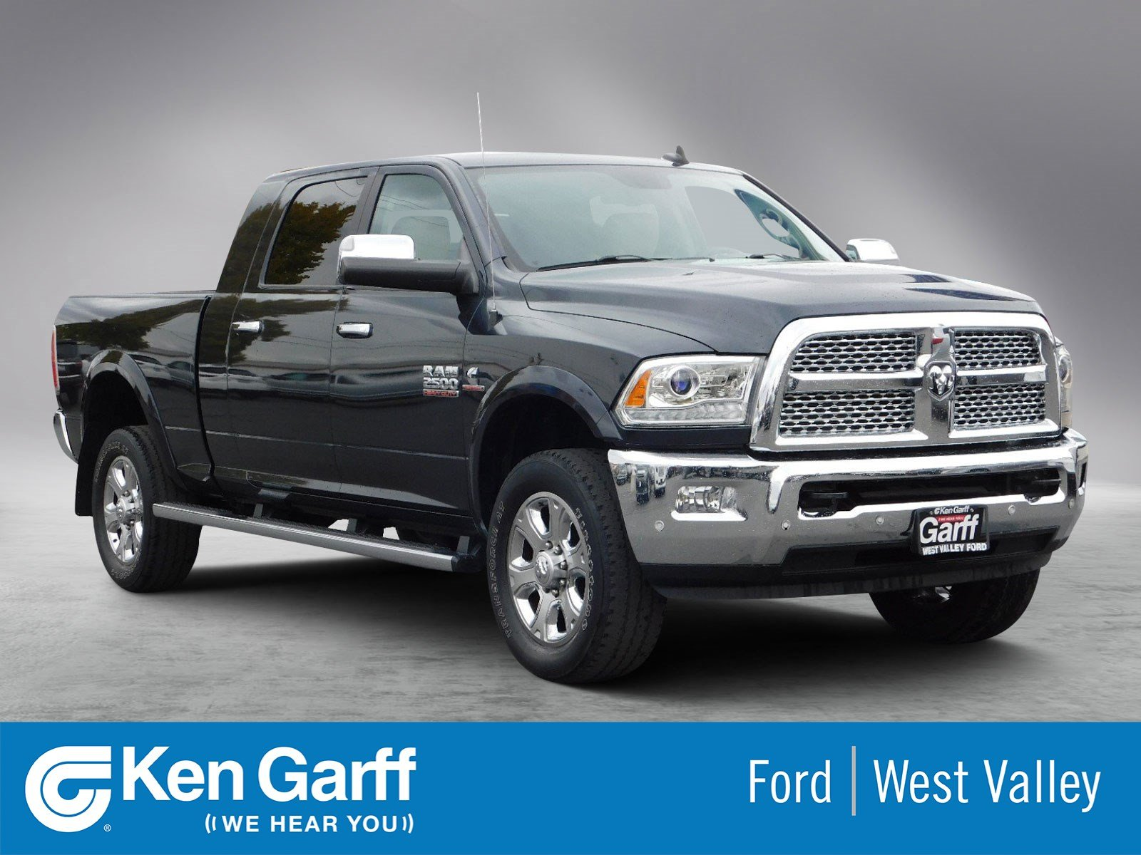 2016 Ram 2500 >> Pre Owned Ram 2500 Laramie With Navigation 4wd