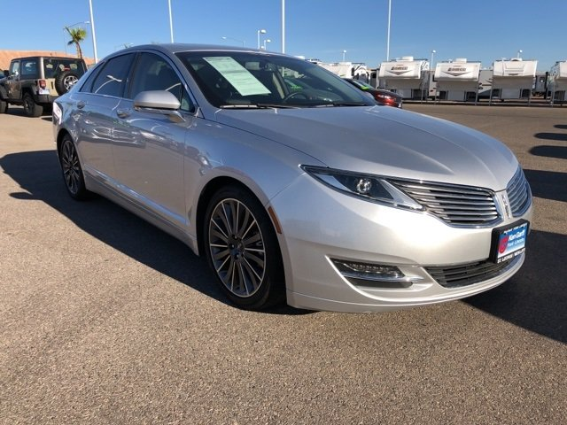 Pre Owned 2016 Lincoln Mkz Hybrid