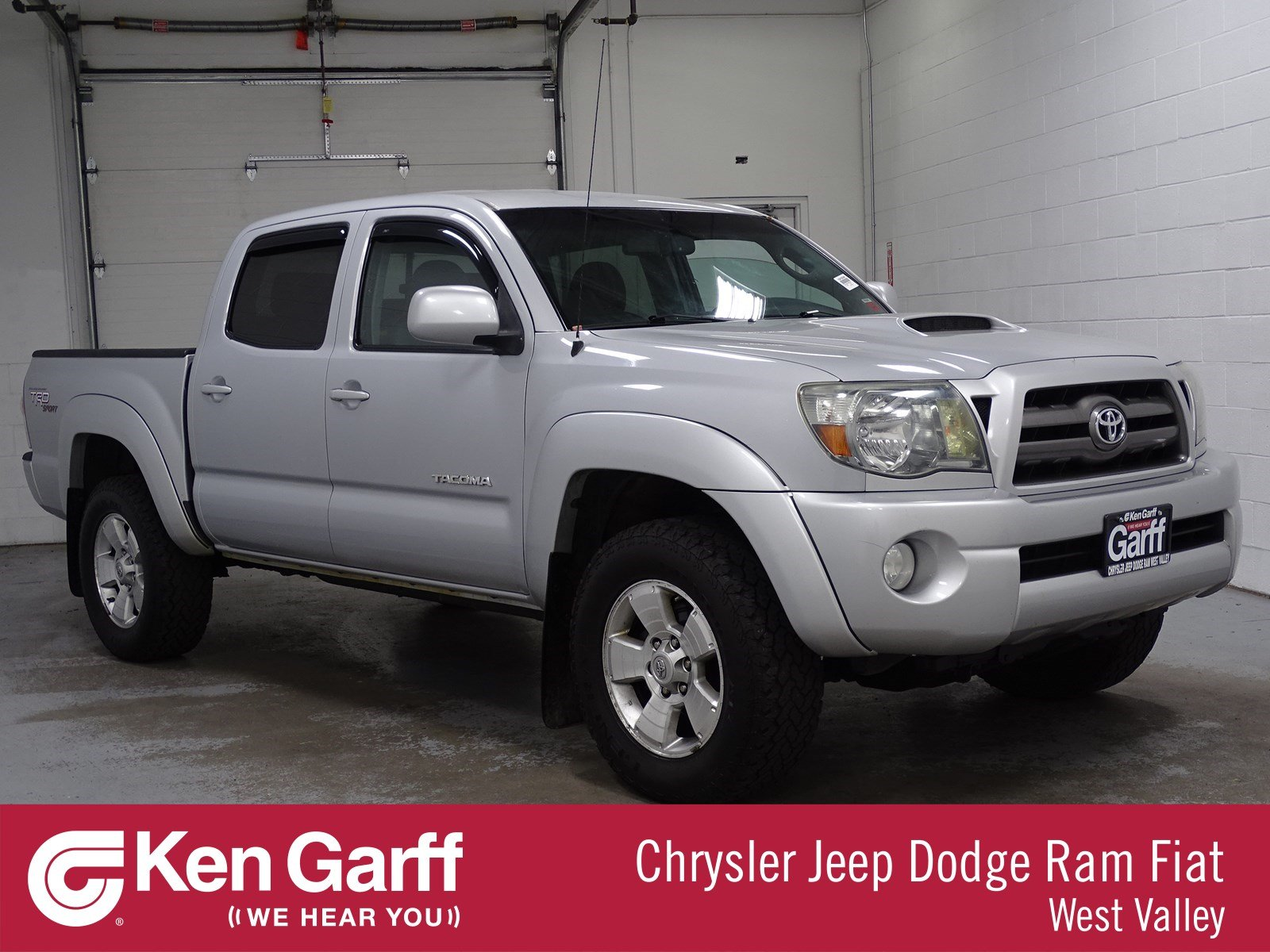 Ken Garff Used >> Pre Owned 2010 Toyota Tacoma Base 4wd