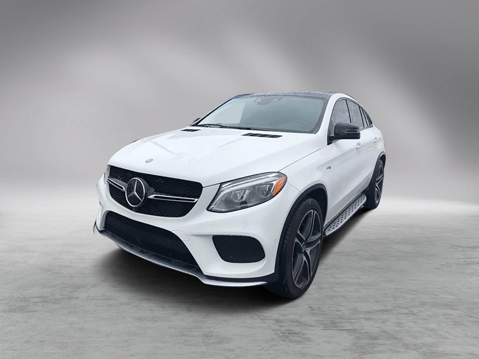 Pre Owned 2017 Mercedes Benz GLE AMG GLE 43