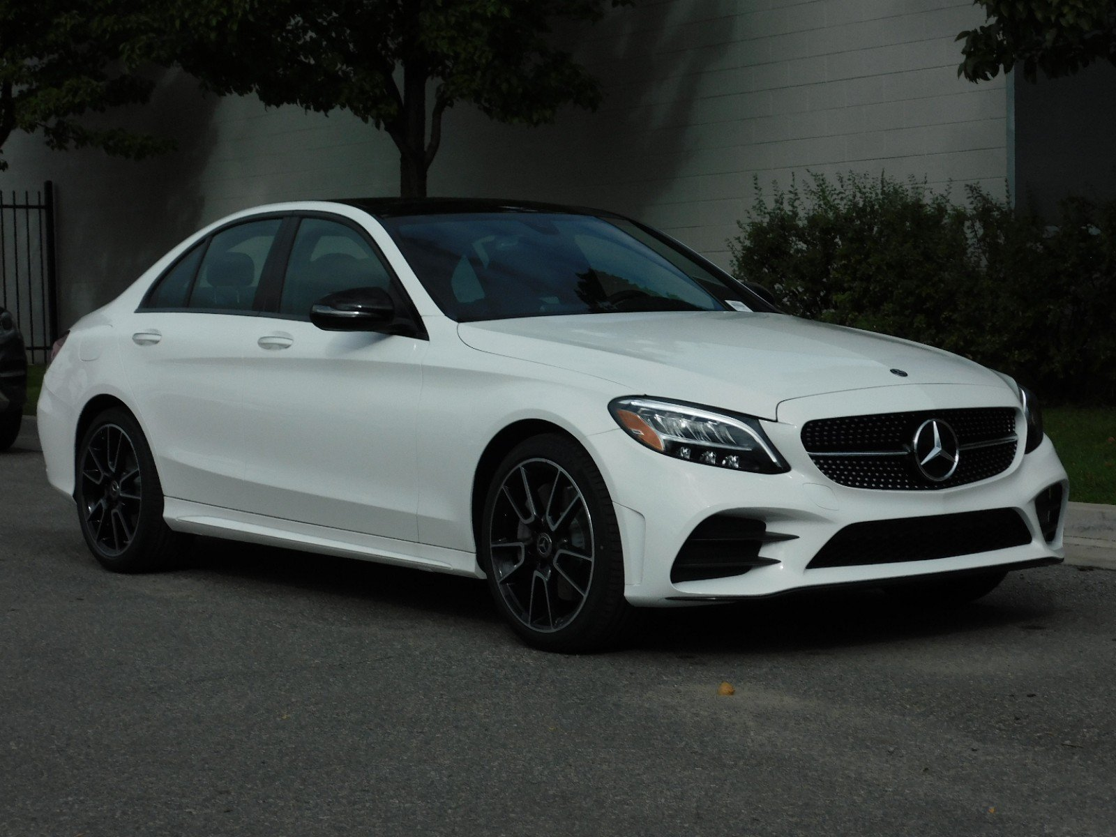 Ken Garff Mercedes >> New 2019 Mercedes-Benz C-Class C 300 4dr Car #1M9047 | Ken