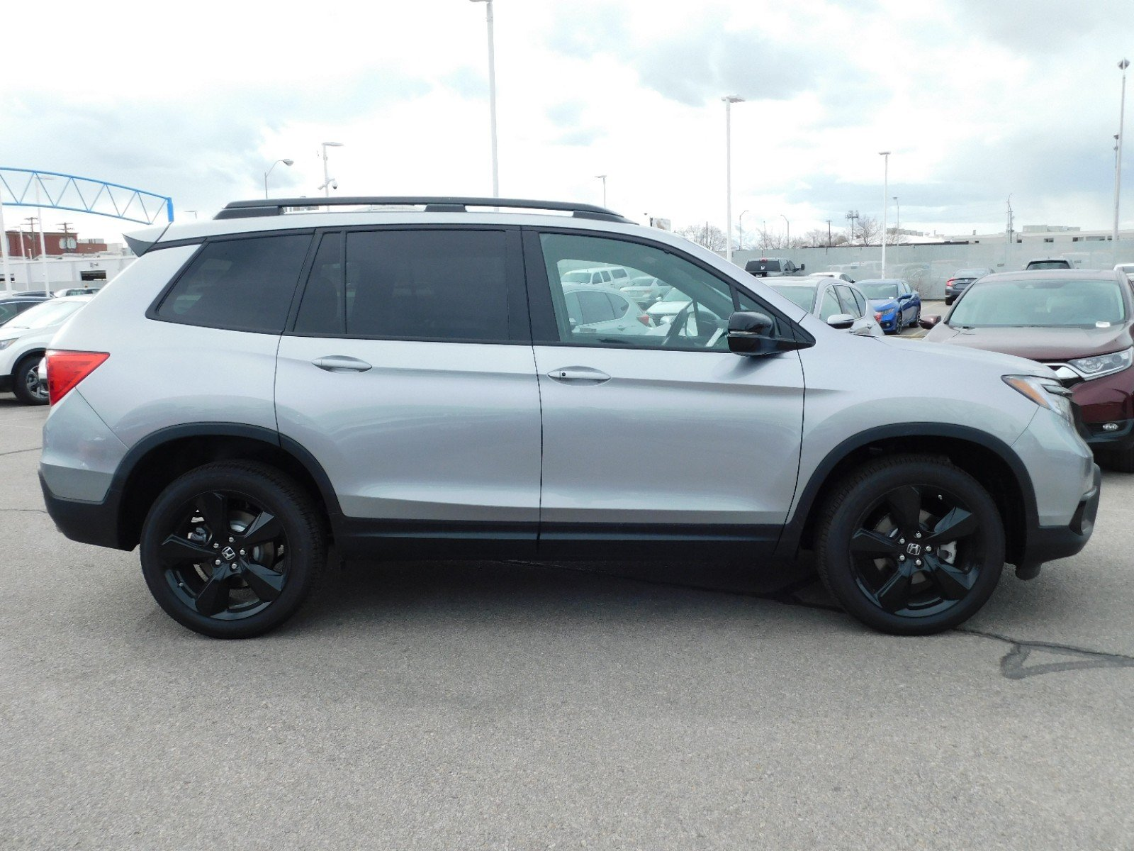 New 2019 Honda Passport Elite Sport Utility 1h90742 Ken Garff